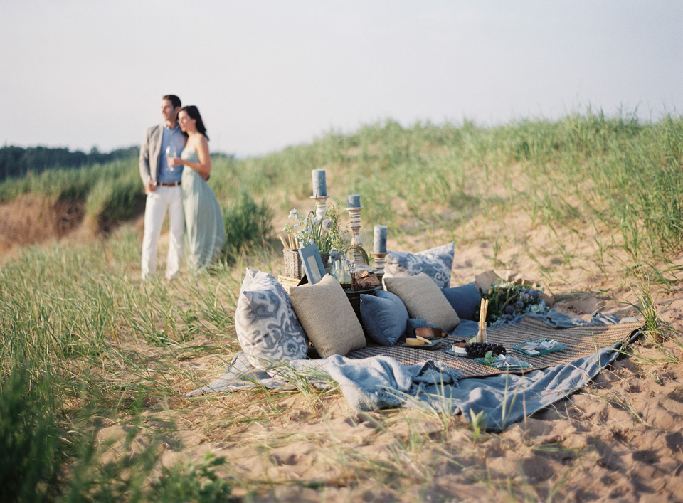 South Manitou Island | Wedding Inspiration | Tableau Events